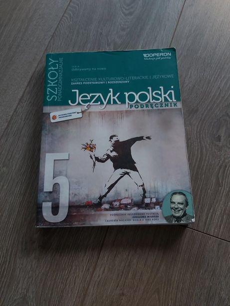 Język polski podręcznik