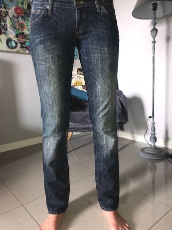 Spodnie jeansowe firmy LEE model LYNN NARROW rozmiar W29L33