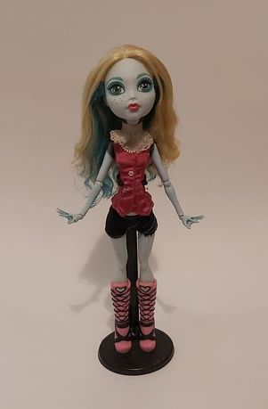 Lalka monster high lagoona blue