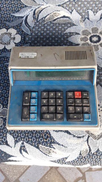 Антикварний калькулятор