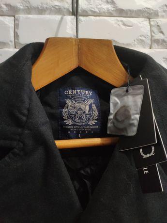 Пальто осіннє чоловіче розмір L