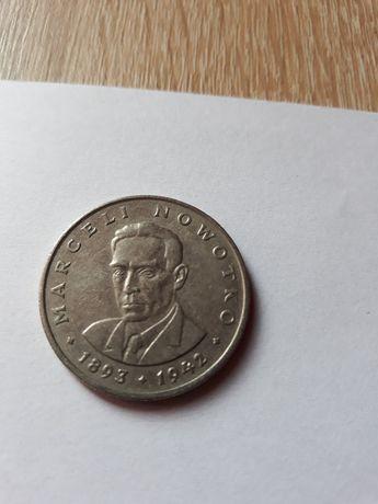 20 zł-Marceli Nowotko 1976/77r. ZZM/BZM. BDB stan