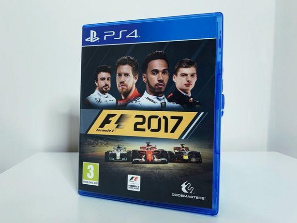 F1 2017 PS4 PlayStation 4