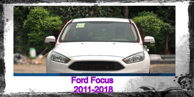 Молдинг лобового стекла  Ford Focus 3 Форд Фокус 3 США