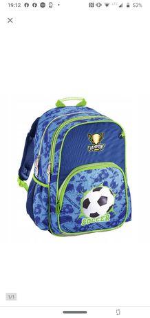 Plecak soccer Hama piłka