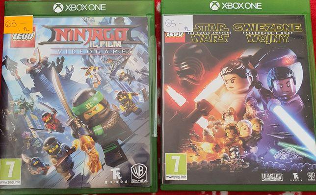 Sprzedam gry Xbox ! Kupione w salonie gier