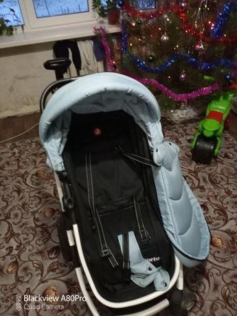 Продам детскую коляску в хорошем состоянии Фирмы . Фортуна Колера 2в1