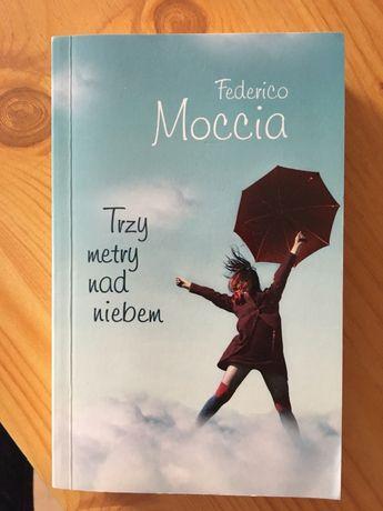 "Federico Moccia ""trzy metry nad niebem"""