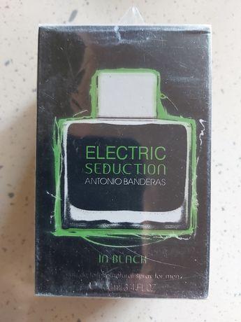 Antonio Banderas Electric Seduction In Black 100 мл. Электрик Седакшн