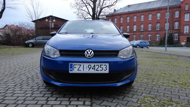 VW POLO 1.2 Benzyna z Niemiec Zarejestrowana Ładna Zadbana Zamiana