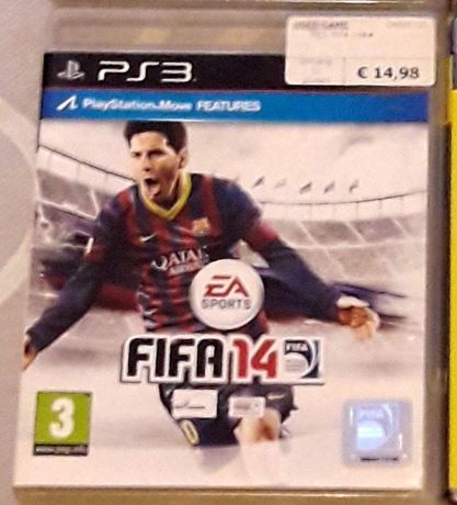 Fifa 14 Playstation 3 PS3