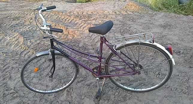 "Rower damski koła 28"" Holenderski"