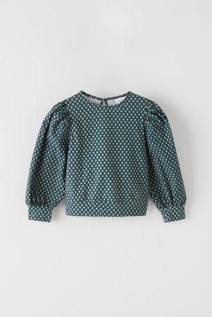Блуза  сорочка Zara