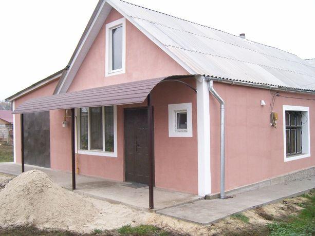 Дом в Барышевке, недалеко от Киева.