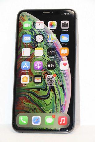 Apple iPhone XS Max 64GB Space Gray, очень хорошее состояние!Наложка