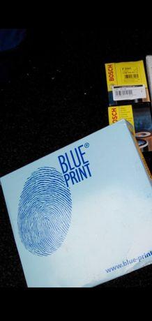 Фильтр салона ДЛЯ BMW X3 и X4  угольный Blue print ADB112521