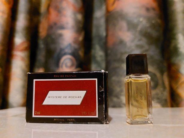 Mystere de rochas 2 мл парфюмированная вода. винтаж. раритет.