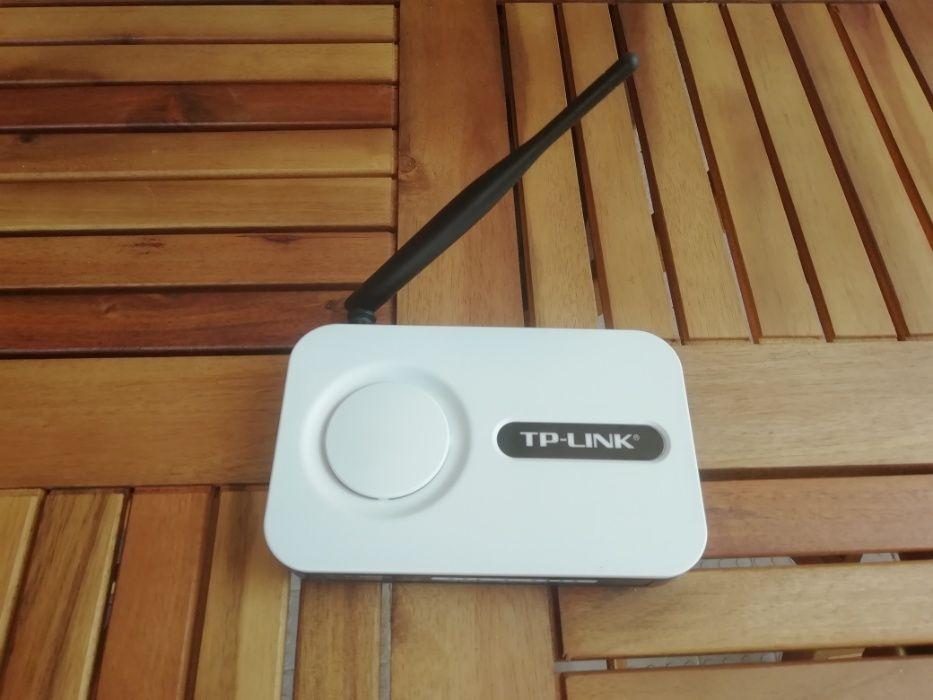 Wireless router TP-LINK TL-WR340G Vila Real - imagem 1