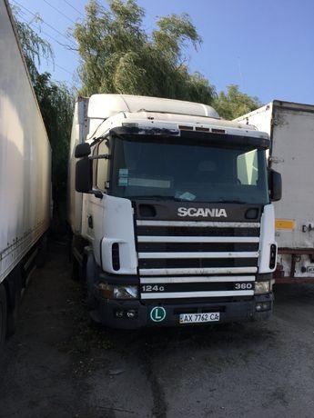 Продам SCANIA R124 1998 года.