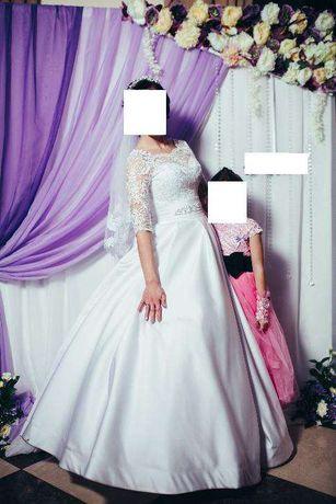 Продам ніжну, модну і елегантну весільну сукню!