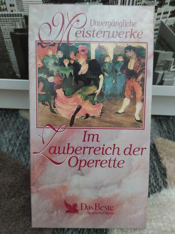 W magicznej krainie operetki (3MC) 3 kasety