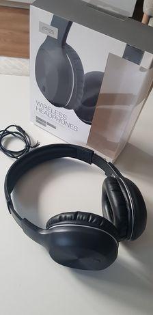 Słuchawki Bezprzewodowe Wireless Headphones - nowe