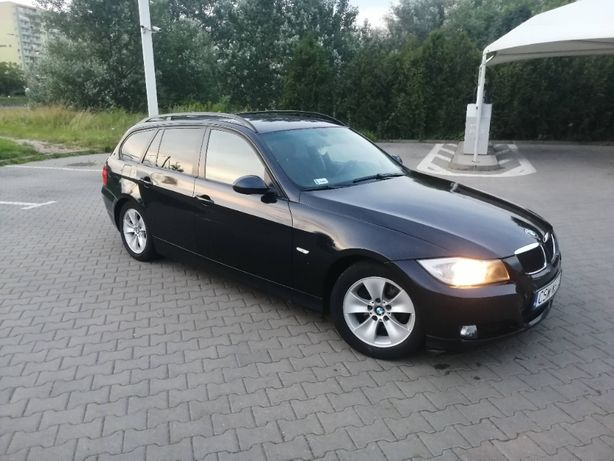 Alufelgi BMW 5x120 E91 E90