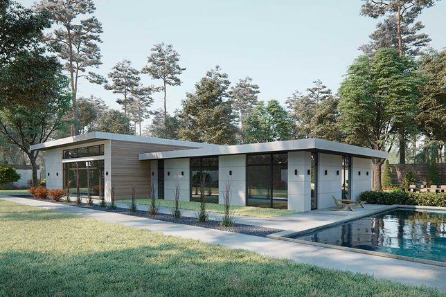 Проекты частных домов, бассейнов, саун.