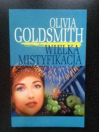 """""""Wielka mistyfikacja"""", Olivia Goldsmith"""