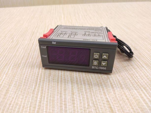Терморегулятор, термостат STC-1000