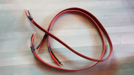 Kable głośnikowe Van den Hul Magnum Hybrid