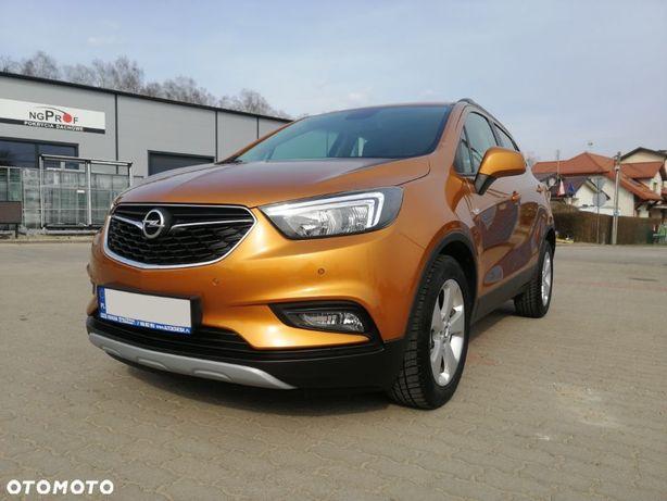 Opel Mokka X 1.4 T (1 Właściciel, Salon Pl, 62 Tys.Km., Serwis