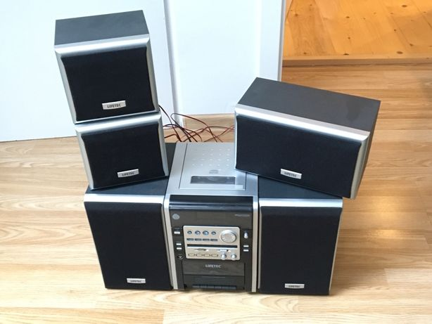 Kino domowe / Wieża / Radio / CD Dolby Surround / LIFETEC