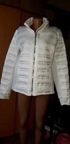 Пуховик  Michael Kors ,курточка новая белая Michael Kors p.L
