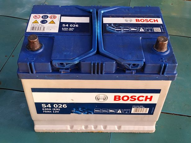 Аккумулятор Bosch 70 Ah