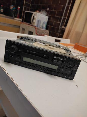 Rádio VW original