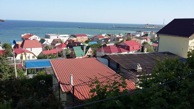 Сдам дачу у моря на 9 спальных мест, пригород Одессы