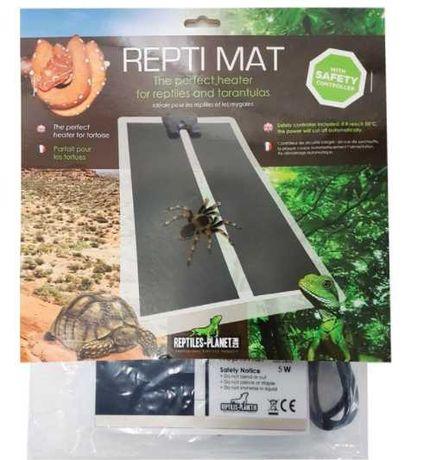 Mata grzewcza Mata Repti 20W - 42x28cm