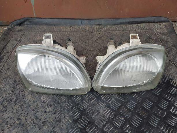 Lampa przód L+R Fiat seicento 2004r