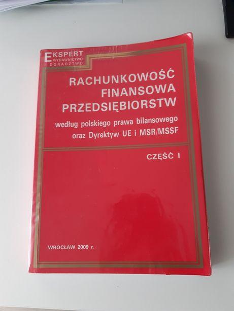Rachunkowość finansowa przedsiębiorstw pod red.K.Sawickiego