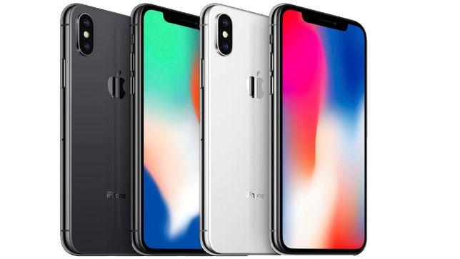 iPhone X/64/256 от 39900  гарантия 21 дней