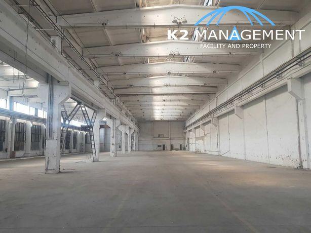 Аренда склада 1500 м.кв. в центре города