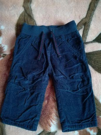 Продам вельветовые штаны