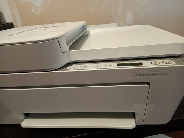 Impressora nova hp