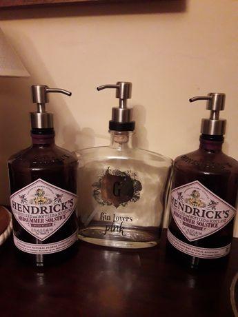 Saboneteira gin lovers pink e Hendricks