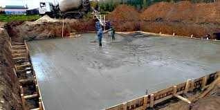 Фундамент, монолит, бетонные работы