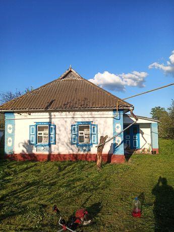 Продам будинок для постійного проживання або для дачі, 35 соток землі.