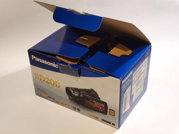 kamera Panasonic HDC-SD200