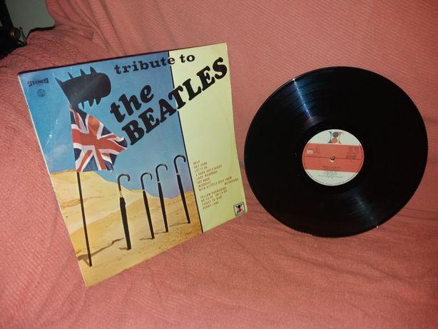 "Vinil LP, ""Tribute to the Beatles"""