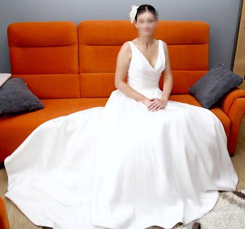 Suknia Ślubna Sincerity model 44080